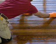 Qualified Floor Gap filling, Sanding & Finishing in Floor Sanding South Woodford